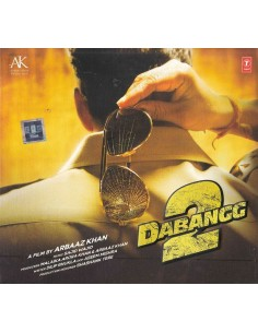 Dabangg 2 CD