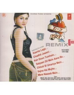 DJ Hot Remix: Harry Anand CD