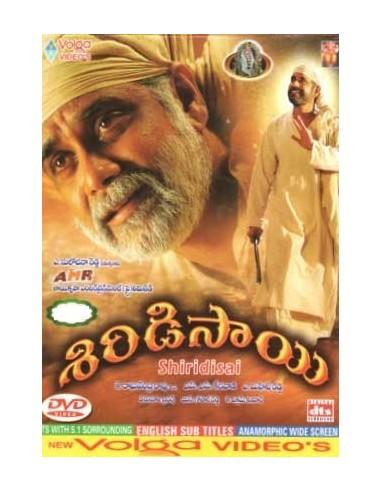 Shiridi Sai DVD