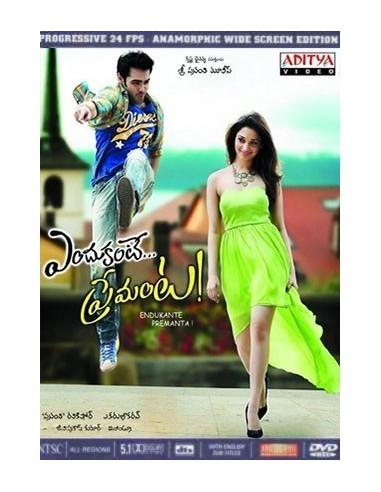 Endukante Premanta DVD