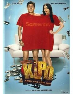 Kismet Love Paisa Dilli DVD...