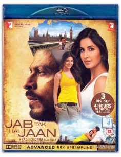 Jab Tak Hai Jaan - BLURAY