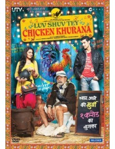 Luv Shuv Tey Chicken Khurana DVD