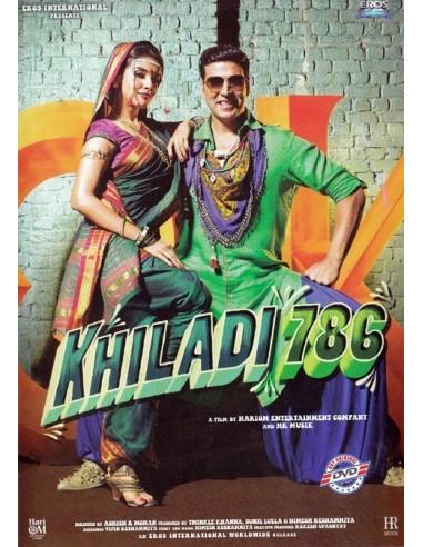 Khiladi 786 DVD (FR)