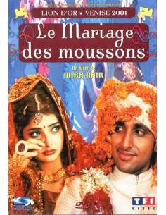 Le Mariage des Moussons DVD