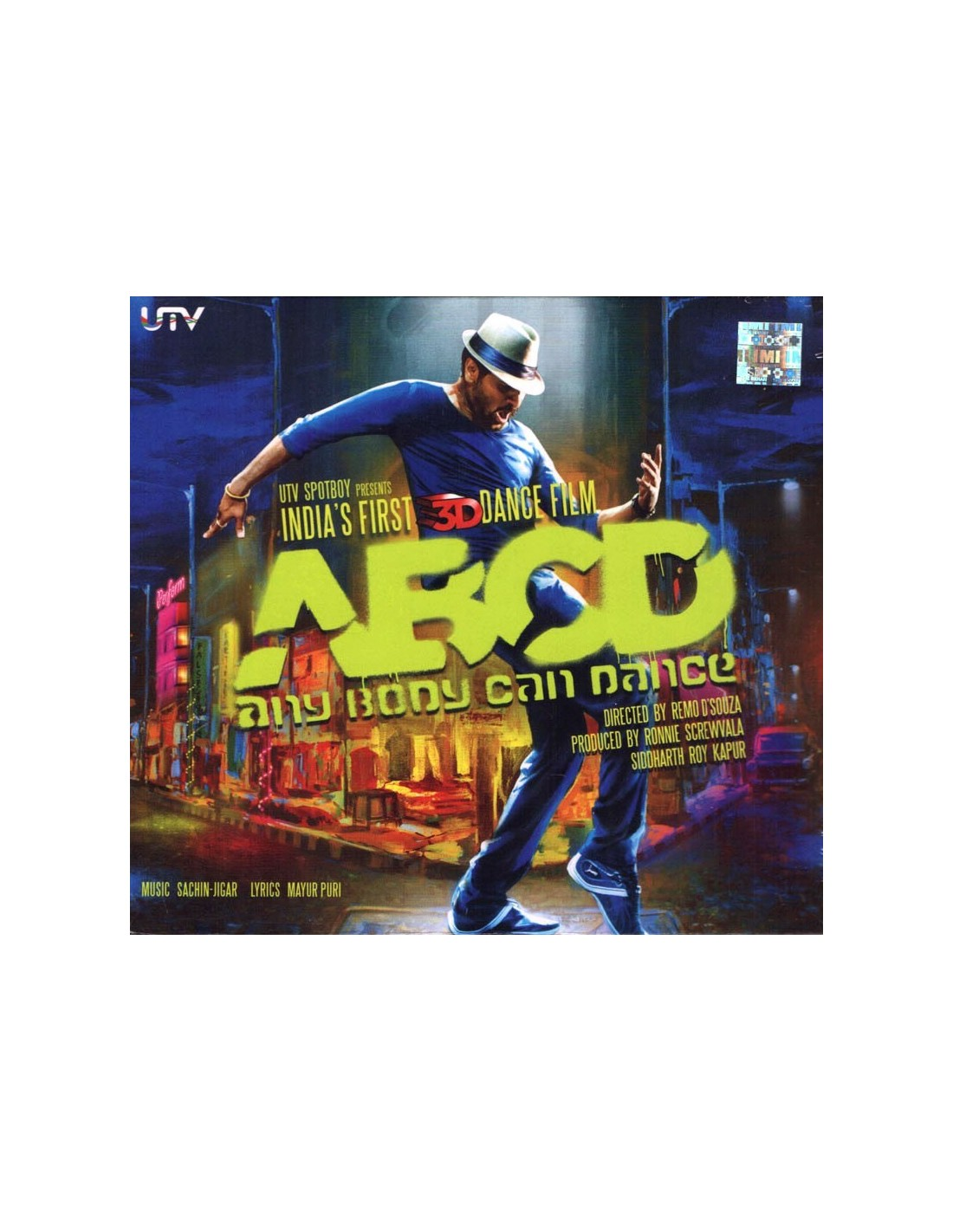 ABCD - Any Body Can Dance (2013) Mp3 Songs