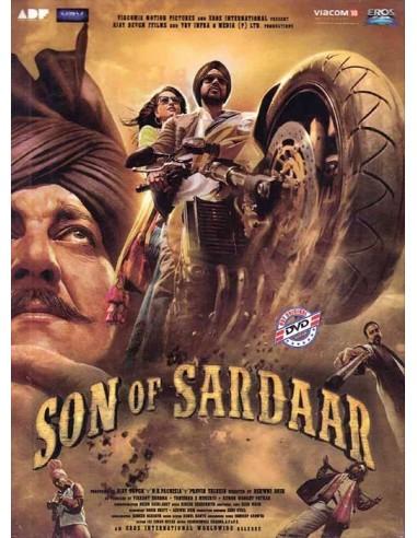 Son of Sardaar DVD (FR)
