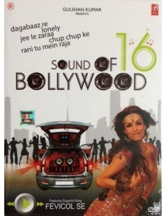 Sound Of Bollywood 16 DVD