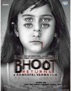 Bhoot Returns DVD