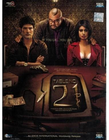 Table No. 21 DVD (FR)