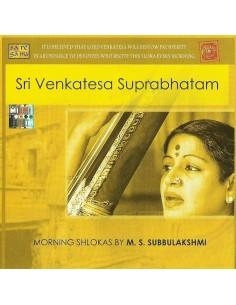 Sri Venkateswara Suprabhatam CD