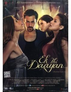 Ek Thi Daayan DVD