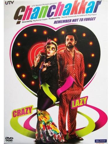 Ghanchakkar DVD