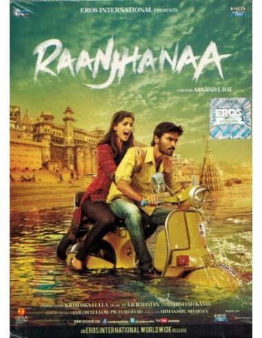 Raanjhanaa DVD