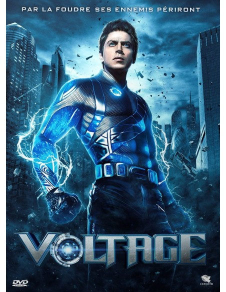 Voltage (Ra.One) DVD