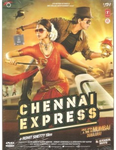 Chennai Express Full Songs & Other Hits DVD