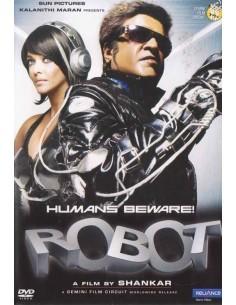 Robot DVD (FR)