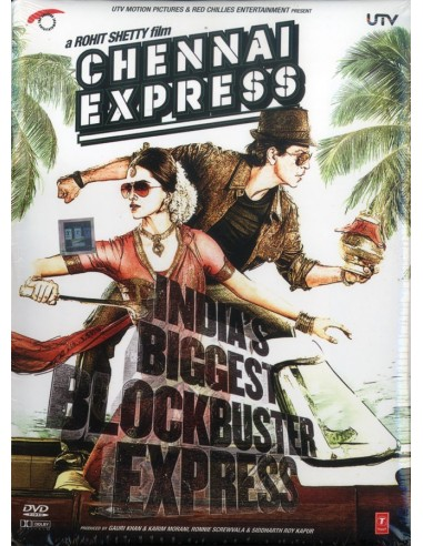 Chennai Express - Collector 2 DVD