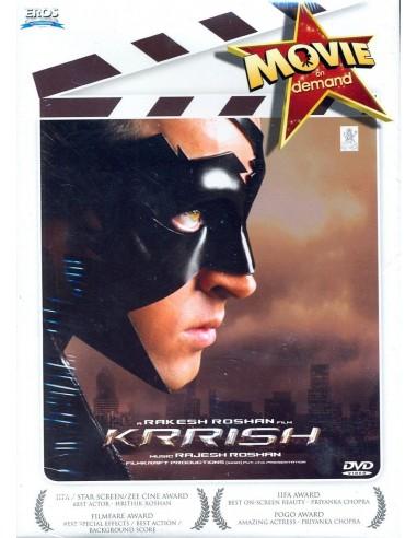 Krrish DVD
