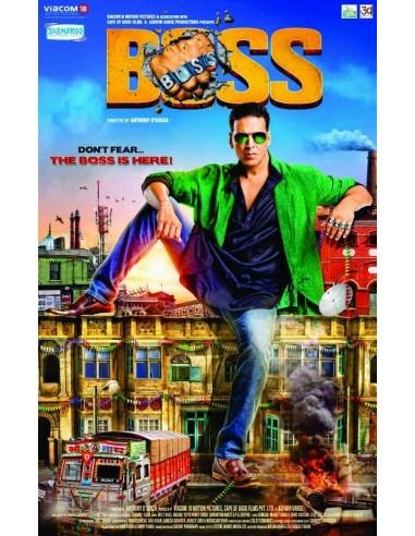 Boss DVD (FR)