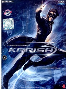 Krrish 3 - Collector 2 DVD (FR)