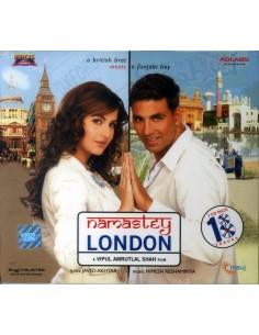 Namastey London CD