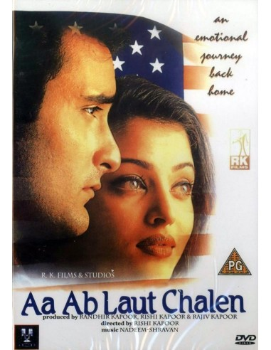 Aa Ab Laut Chalen DVD (Collector)