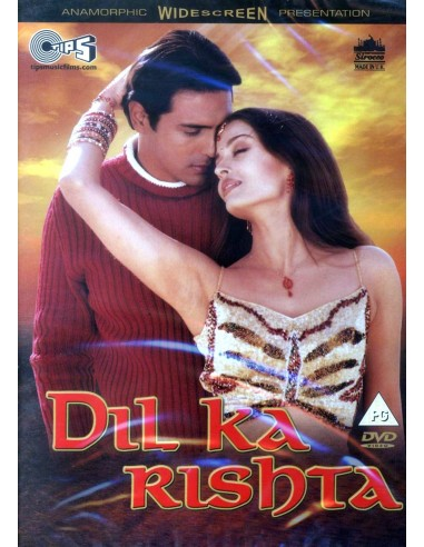 Dil Ka Rishta DVD - Collector (FR)