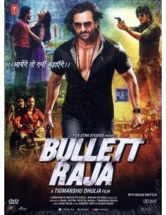 Bullett Raja DVD (FR)