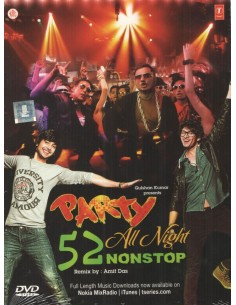 Party All Night 52 Non-Stop DVD