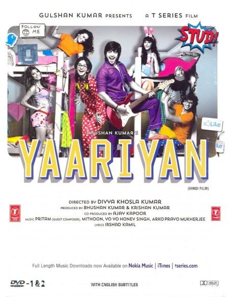 Yaariyan - Collector 2 DVD (FR)