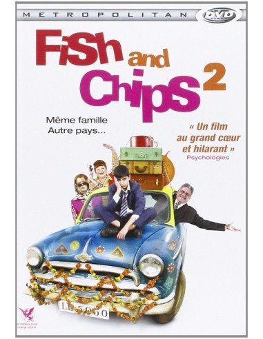 Fish and Chips 2 DVD