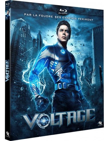 Voltage (Ra.One) Blu-ray