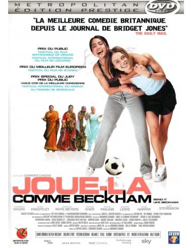 Joue-la comme Beckham DVD