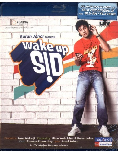 Wake Up Sid (Blu-Ray)