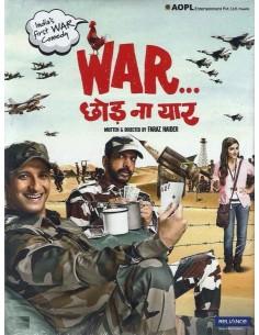 War Chhod Na Yaar DVD