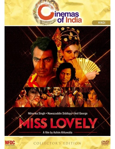 Miss Lovely DVD