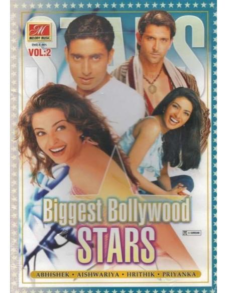 Biggest Bollywood Stars - Vol.2 (DVD)