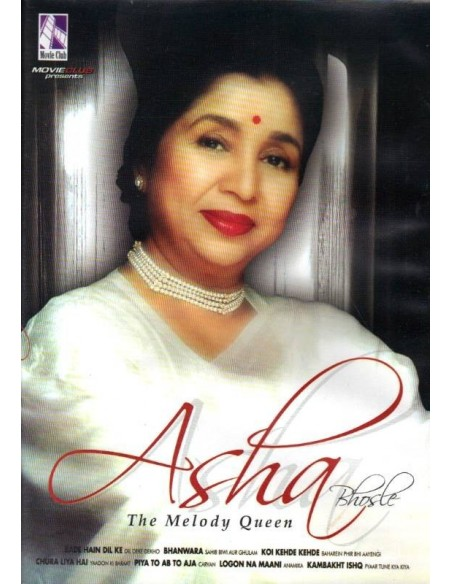 Asha Bhosle - The Melody Queen (DVD)