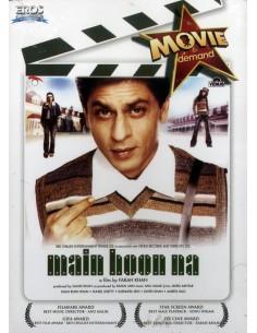 Main Hoon Na DVD