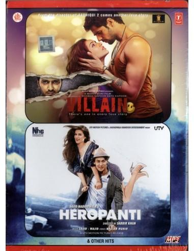 Villain - Heropanti & Other Hits (MP3)