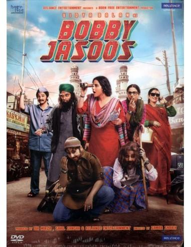 Bobby Jasoos DVD