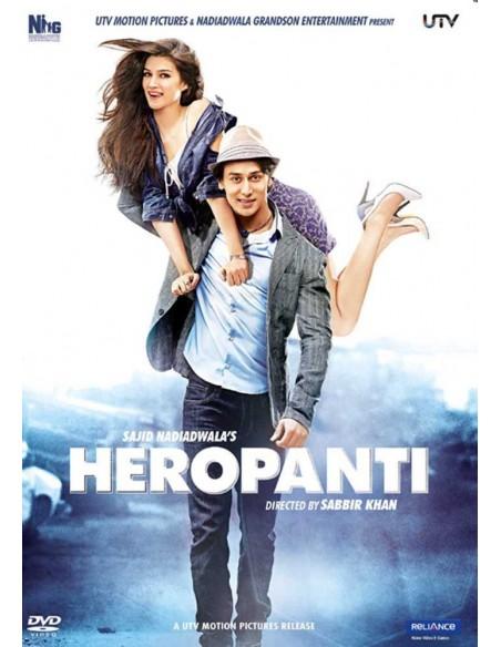Heropanti DVD