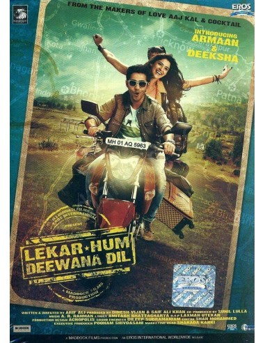 Lekar Hum Deewana Dil DVD