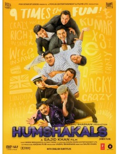 Humshakals - Collector 2 DVD (FR)