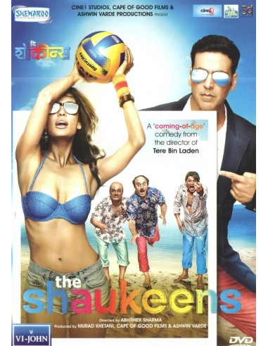 The Shaukeens DVD (FR)