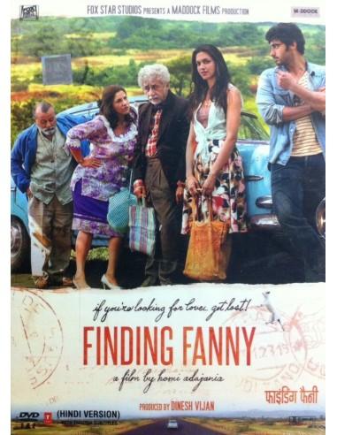 Finding Fanny DVD (FR)