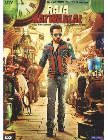 Raja Natwarlal DVD (FR)