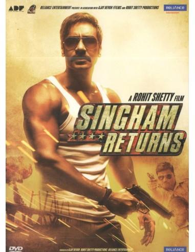 Singham Returns DVD (FR)