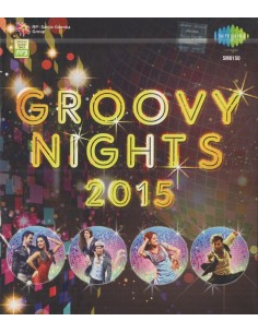 Groovy Nights 2015 (MP3)